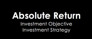 Absolute returns investment strategy fund