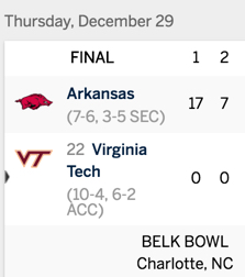 arkansas-virginia-tech-first-half