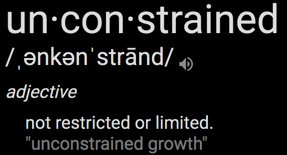 unconstrained investment