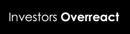 overreact over react investors overreact to new information
