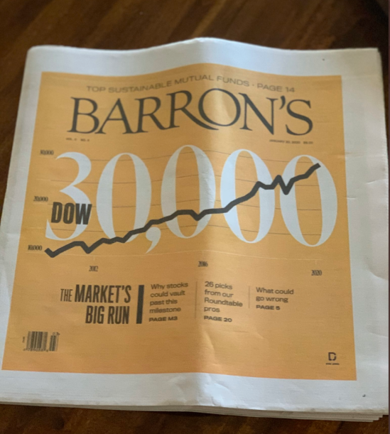 Barrons cover signal indicator